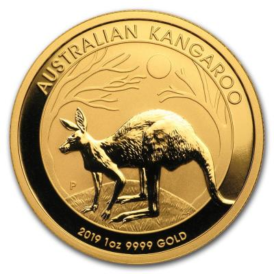 1 oz Gold Kangaroo