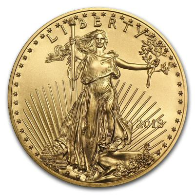 1 oz Gold American Eagle