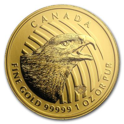 1 oz Golden Eagle
