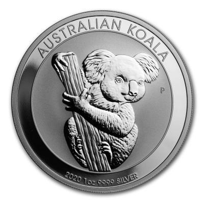 1 dollar, Koala, 1 oz 2020